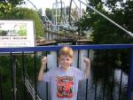 Bryce at Hershey Park