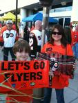 Let's Go Flyers